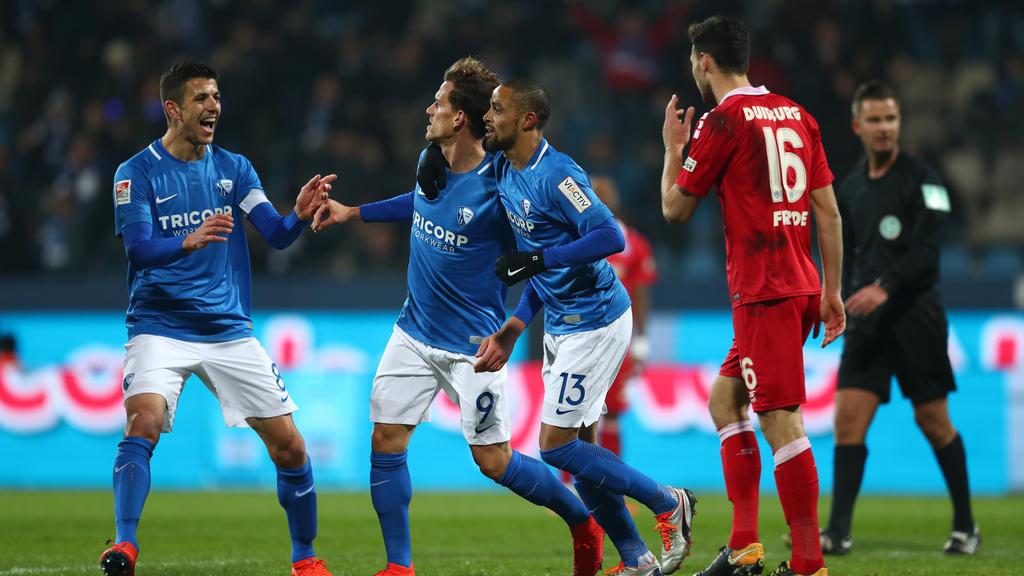 VfL Bochum schlägt den MSV Duisburg