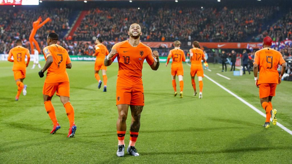 Deutschland Niederlande Em Quali
