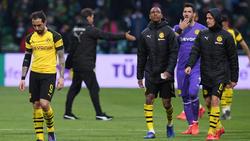 Der BVB geht vor dem letzten Heimspiel der Saison auf dem Zahnfleisch