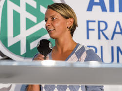 Inka Grings will als Trainerin in die Männer-Bundesliga