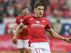 Samperio verlässt den FSV Mainz 05