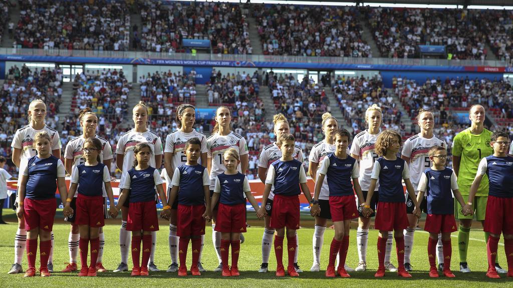 Beim WM-Aus: Beste Quote für DFB-Team