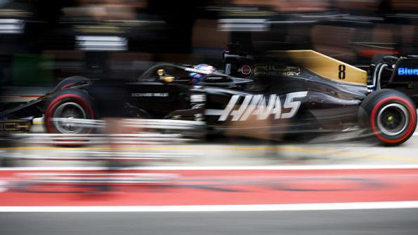 Haas experimentiert weiterhin mit zwei verschiedenen Aero-Paketen