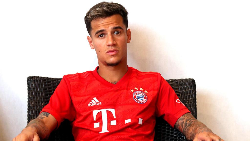 Coutinho wurde vor seinem Wechsel zum FC Bayern auch ManCity angeboten
