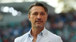 Niko Kovac war von der ersten Halbzeit des FC Bayern München angetan