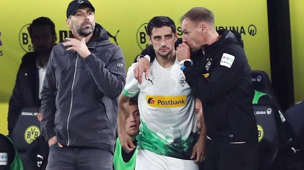 Im Spiel gegen den BVB wurde Lars Stindl am Samstag eingewechselt