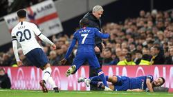Niederlage für José Mourinho und Co. im Derby
