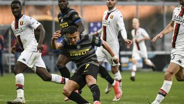 Inter Mailand und der FC Genua eröffnen die neue Saison der Serie A