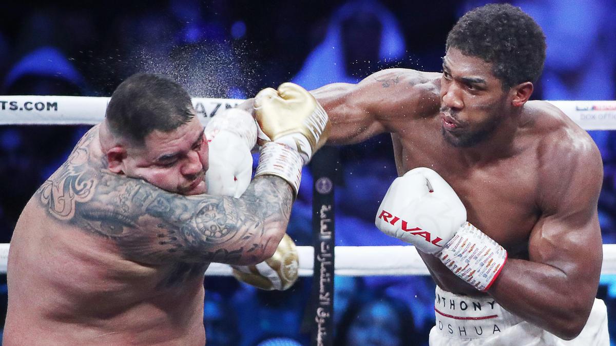 Bekommt Anthony Joshua auch Tyson Fury vor die Fäuste