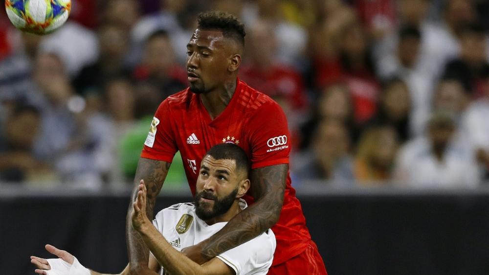 2019 duellierten sich der FC Bayern München und Real Madrid