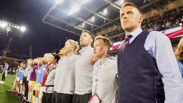Phil Neville wird seinen Vertrag als Coach der Nationalmannschaft Englands nicht verlängern