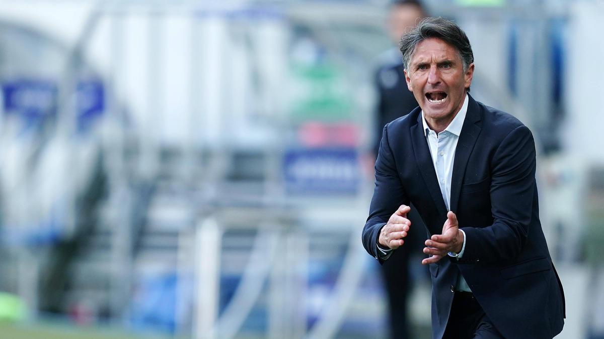 Bruno Labbadia gewann die ersten beiden Spiele mit Hertha BSC