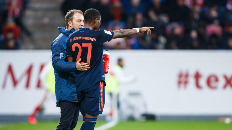 Ein Erfolgsgarant des FC Bayern: David Alaba