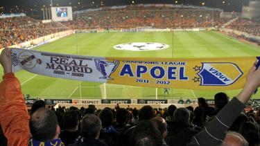 In Zypern werden im Stadion Zuschauer erlaubt