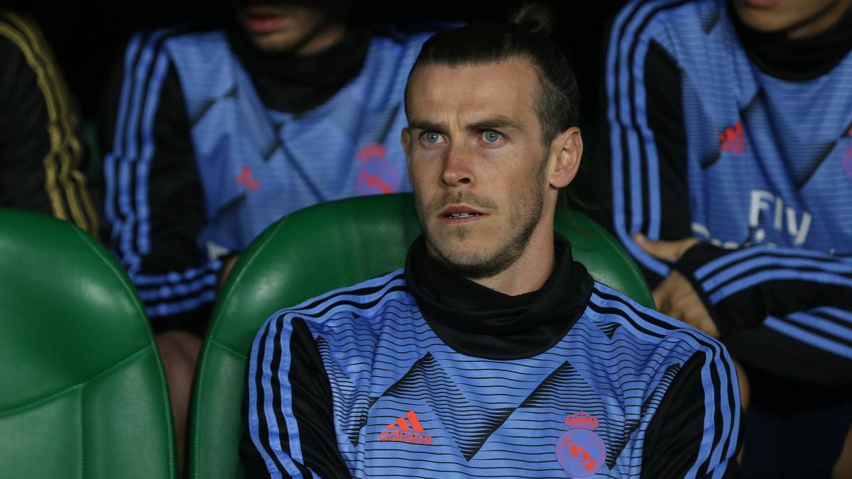 Gareth Bale erfuhr bei Real Madrid zuletzt wenig Wertschätzung