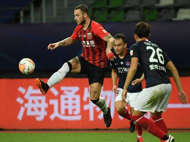 Marko Arnautović hat in Chinas Liga in dieser Saison bereits vier Mal getroffen