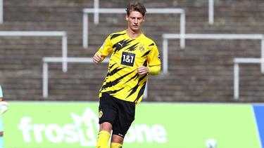 Henri Weigelt zählt normalerweise zum Stamm der zweiten Mannschaft des BVB