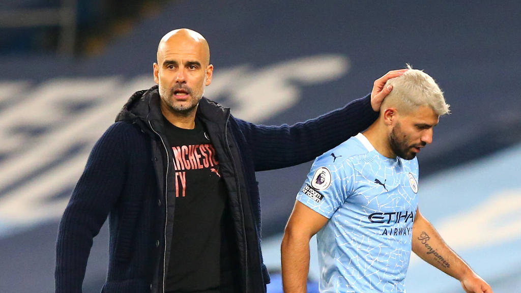 Premier League » News » Man City's Aguero set for FA Cup return