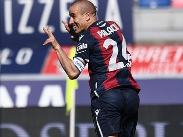 Rodrigo Palacio durfte gegen Fiorentina gleich dreimal jubeln