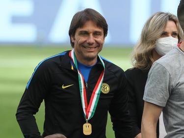 Antonio Conte consiguió una liga muy importante para el Inter.