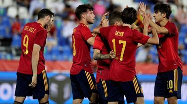 El conjunto español dio lo mejor de si en Butarque.