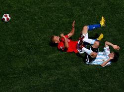 Im Finale der U20-Weltmeisterschaft