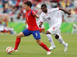 Südkorea gewinnt zum Auftakt
