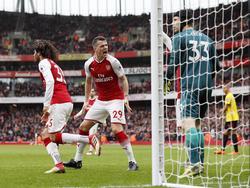 El cuadro de Wenger fue muy superior a su rival. (Foto: Getty)