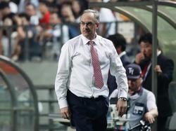 Uli Stielike sieht Südkoreas Nationalmannschaft kritisch