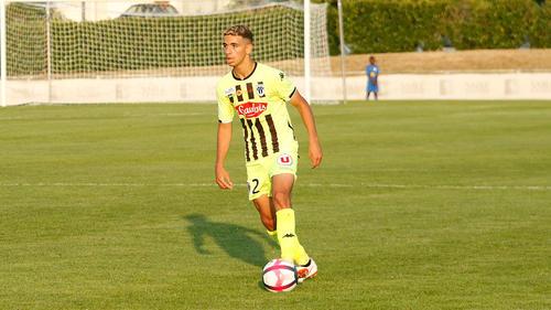 Rayan Aït Nouri wird von mehreren Topklubs umworben (Bildquelle: Instagram/rayanait.2)