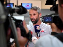 Marco Rose lässt keine Zweifel an den Ambitionen seiner Mannschaft