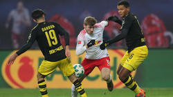 Der BVB und RB Leipzig treffen sich am 1. Bundesligaspieltag