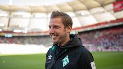 Florian Kohfeldt kann am Freitag mit Werder Bremen vorlegen