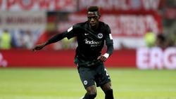 Eintracht-Verteidiger Danny da Costa sorgte mit seinem Interview für Lacher