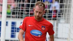 Marc Schnatterer musste gegen Duisburg verletzt vom Platz