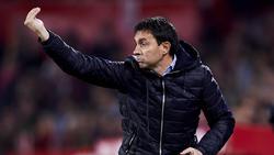 Asier Garitano en su etapa como técnico del Leganés. (Foto: Getty)