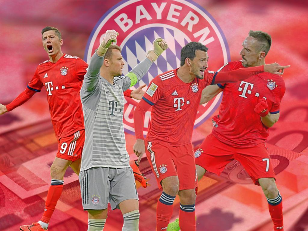 Fc Bayern Gehälter
