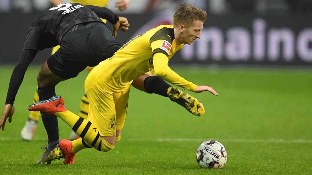 Marco Reus fehlt dem BVB noch etwas länger