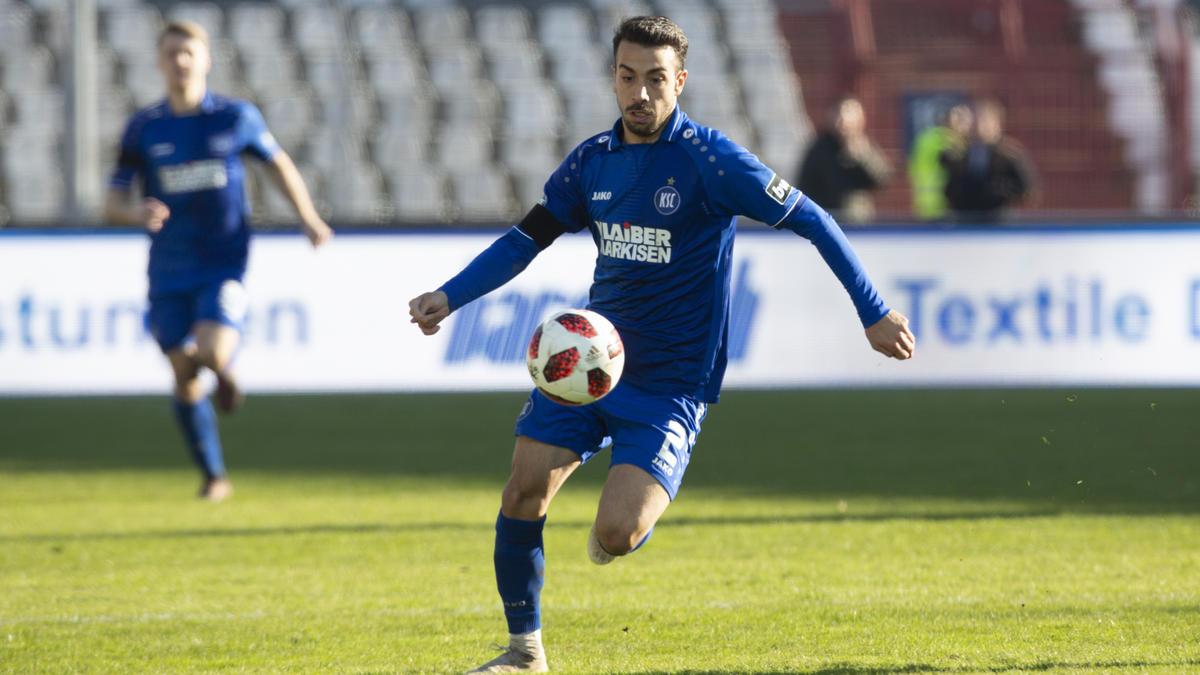 Der Karlsruher SC hat überraschend gegen Aalen verloren