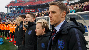 Phil Neville ist von Englands neuer Generation überzeugt