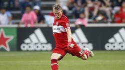 Bastian Schweinsteiger verpasste mit Chicago Fire einen Sieg
