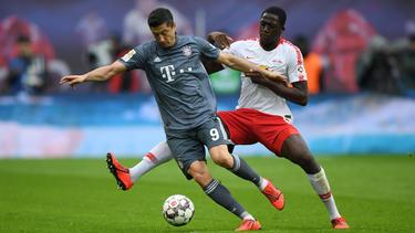 Lewandowski es el líder de los goleadores de la Bundesliga.