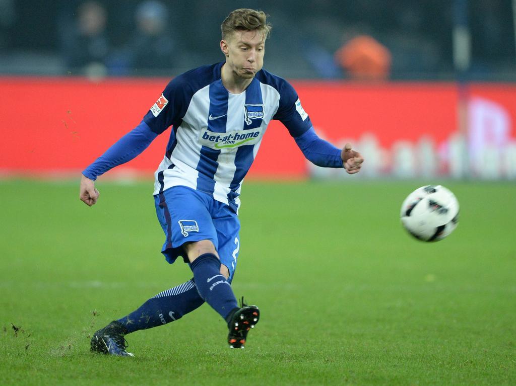 Mitchell Weiser steht bei Hertha BSC vor der Rückkehr in die Startelf