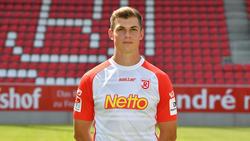 Kevin Hoffmann verlässt Regensburg auf Leihbasis