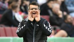 Jens Scheuer geht in seine erste Saison als Münchner Coach
