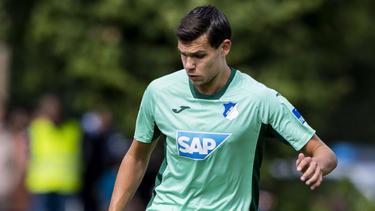 Die TSG Hoffenheim verleiht Justin Hoogma