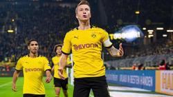 Marco Reus führte seinen BVB zum Heimsieg