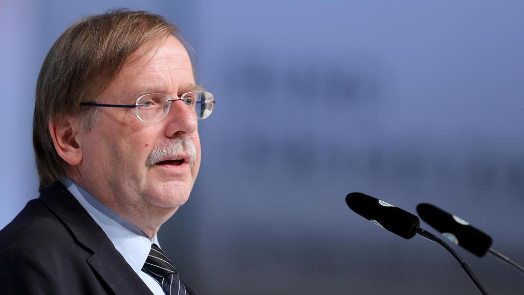 DFB-Vizepräsident Rainer Koch hat seine Kandidatur für den FIFA-Rat zurückgezogen