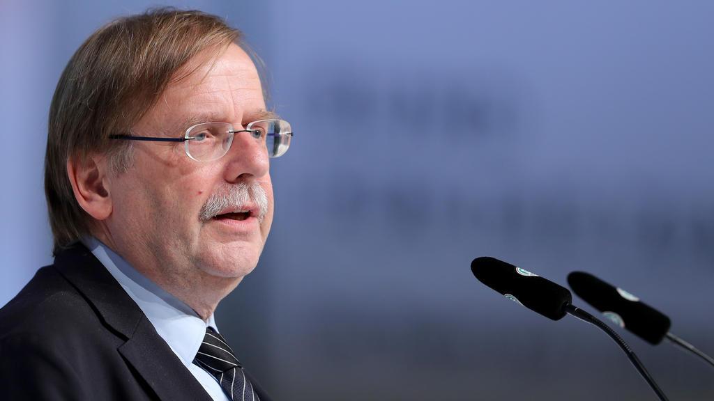 Rainer Koch soll den DFB in internationalen Gremien vertreten