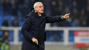 Premierensieg für Claudio Ranieri mit Sampdoria Genua